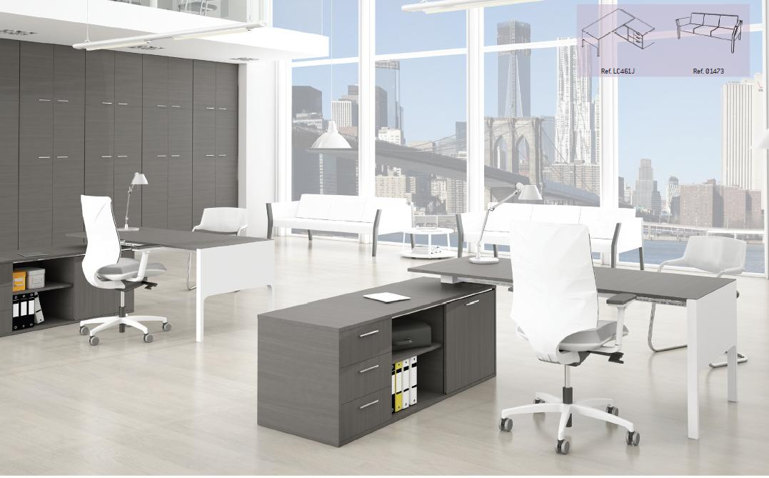 Mobiliario oficina granada mobiliario oficina with for Oferta muebles oficina