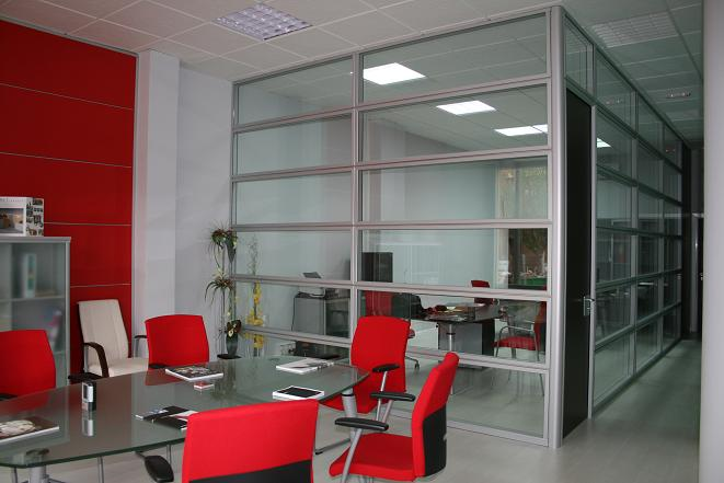 Garysan sistemas empresa de dise o de espacios de trabajo for Distribucion de oficinas modernas