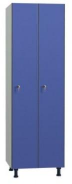 Taquilla 1 puerta 2 modulos