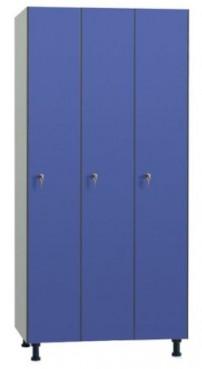 Taquilla 1 puerta 3 modulos